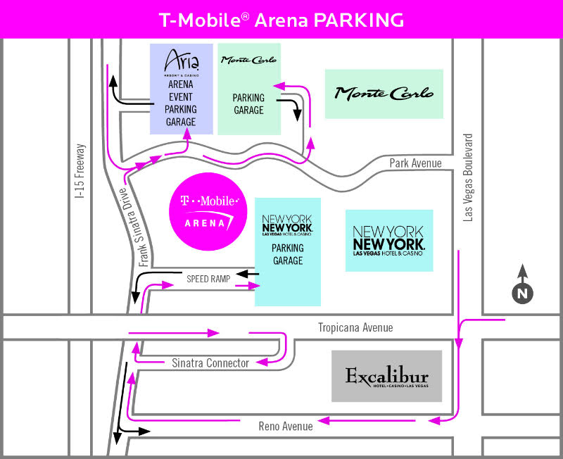 T Mobile Map